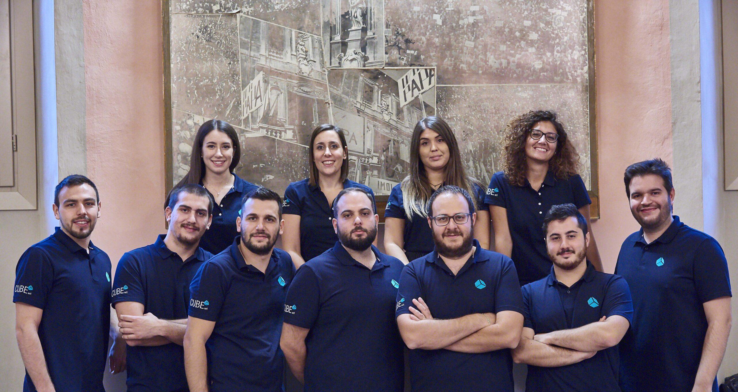 Team di sviluppo CUBE